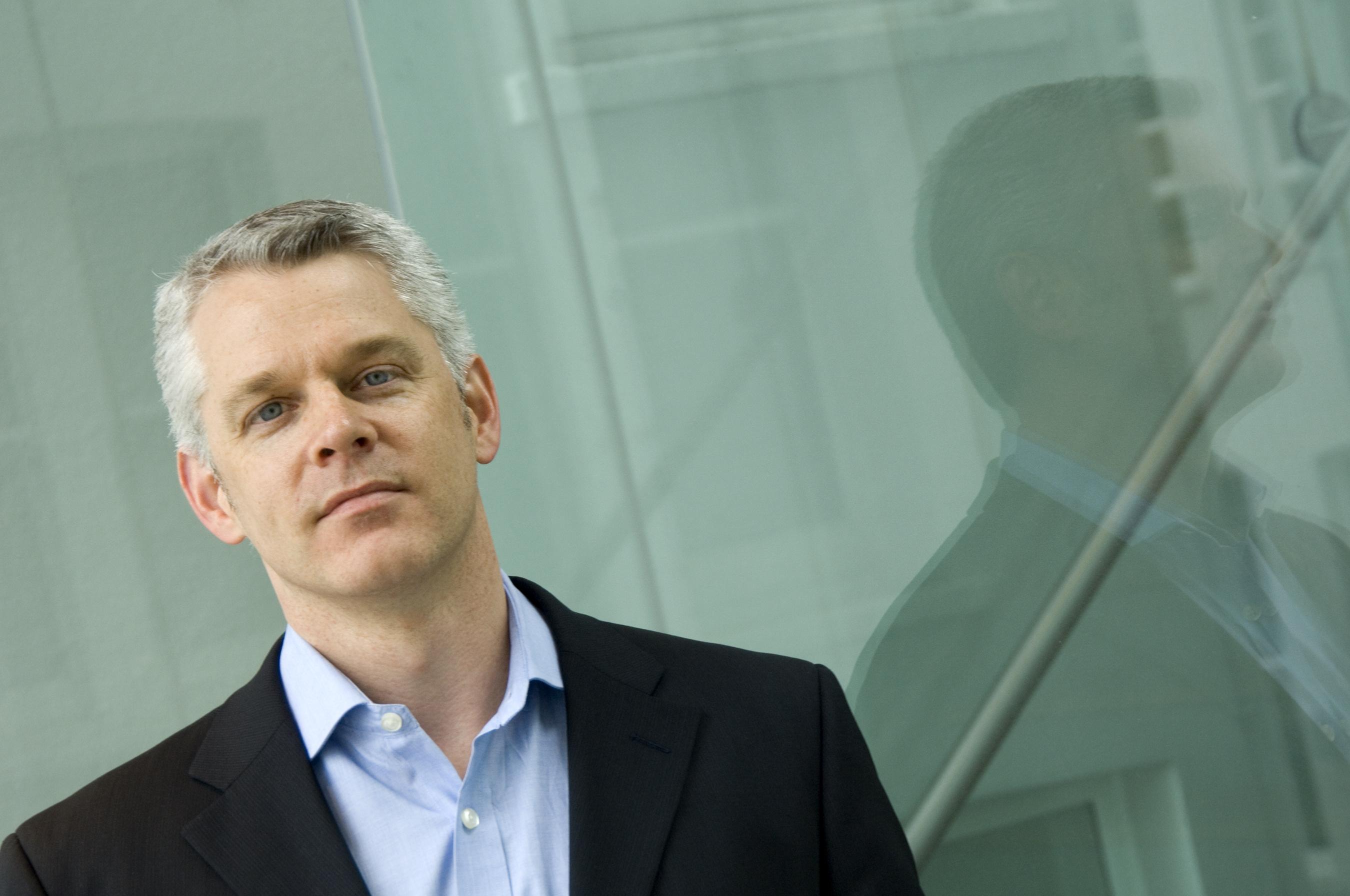 Tech City's Kevin Eyres: short profile
