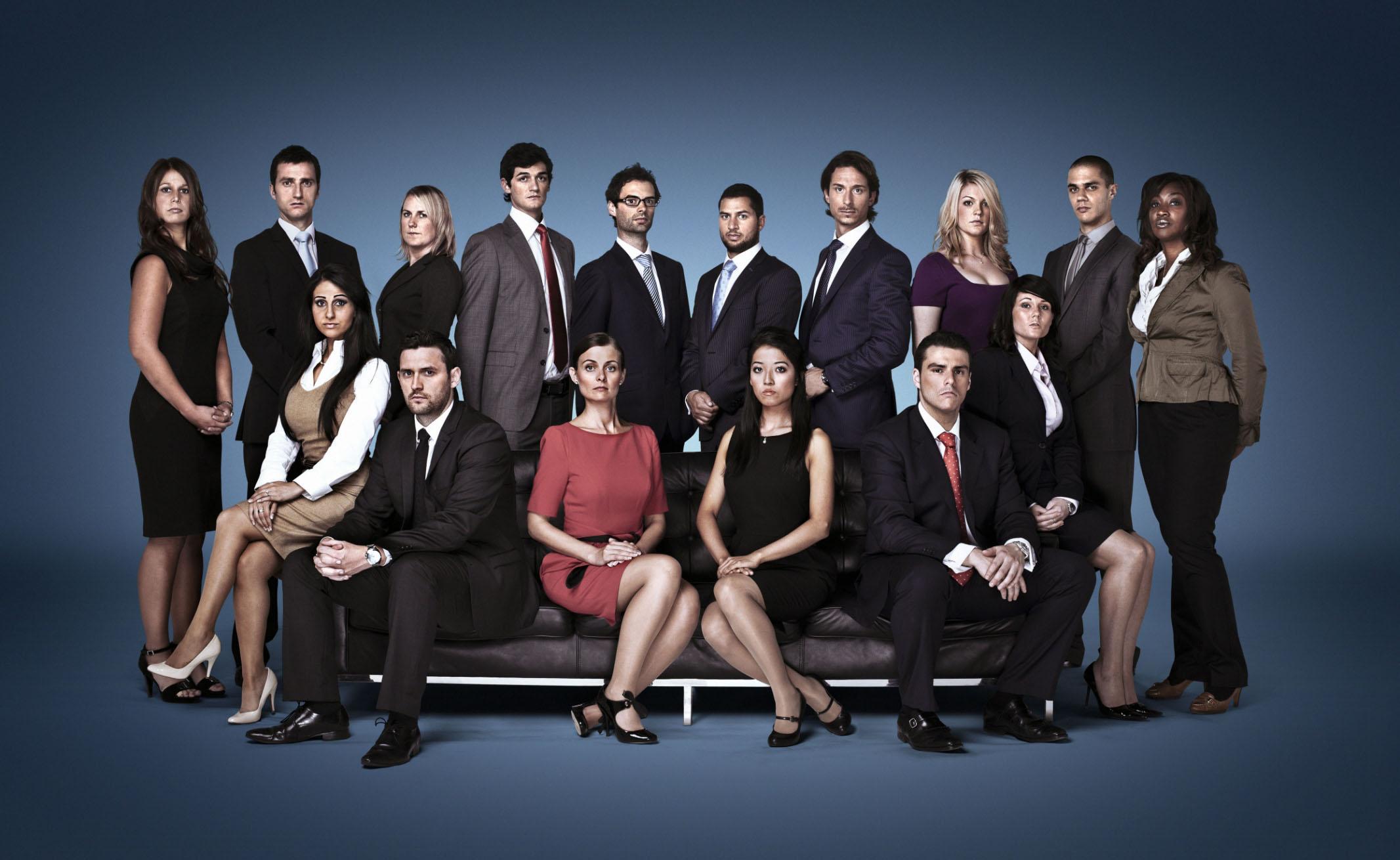 The Apprentice 2011: Meet the boys