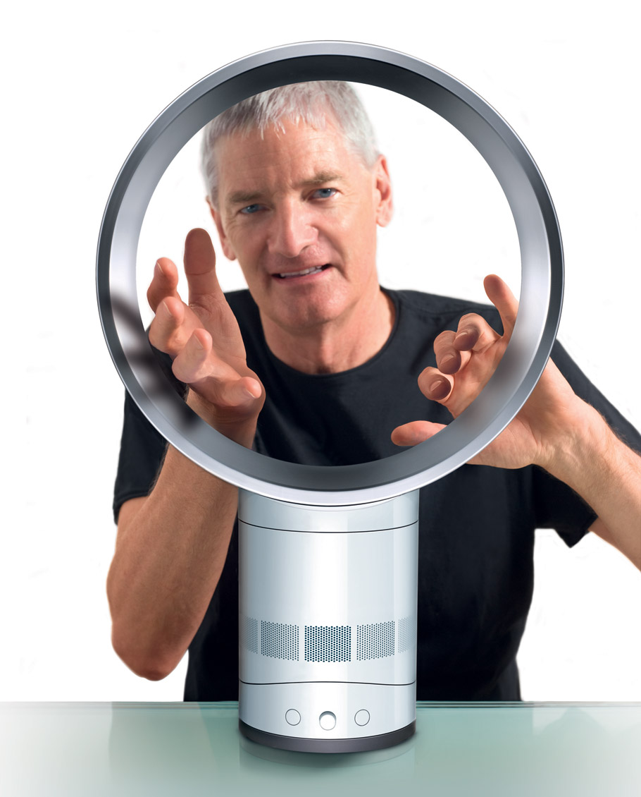 """James Dyson: China needs to """"get its house in order"""""""