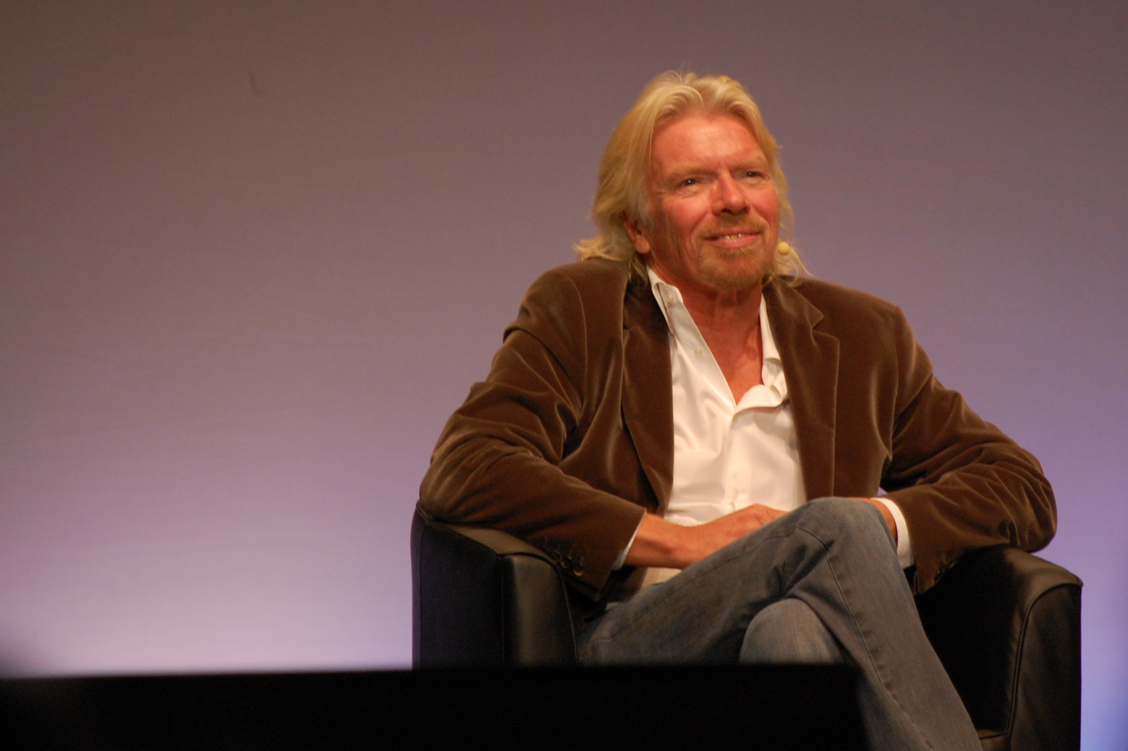 Richard Branson: Murdoch is getting his comeuppance