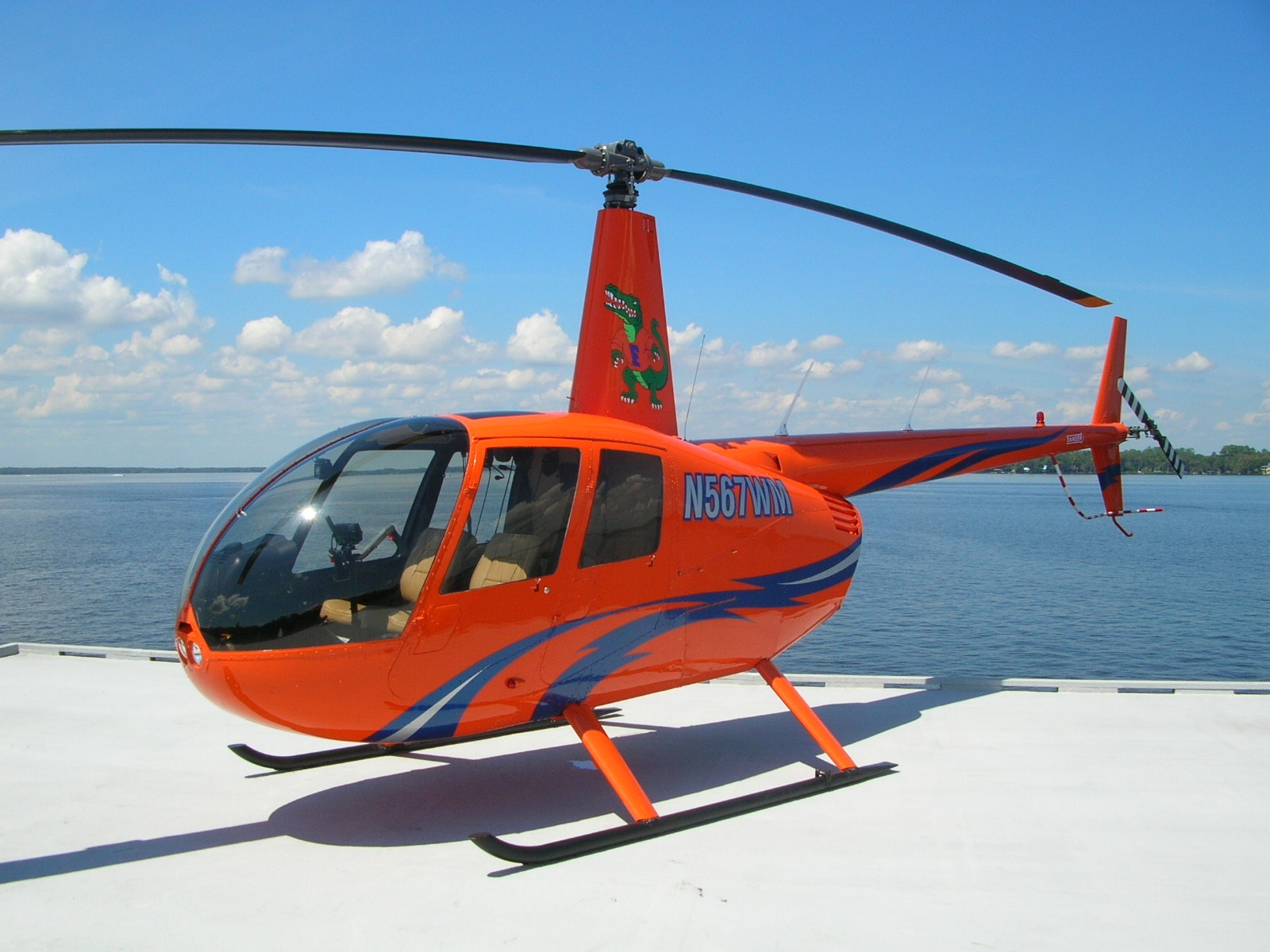 Buying a helicopter: six tips