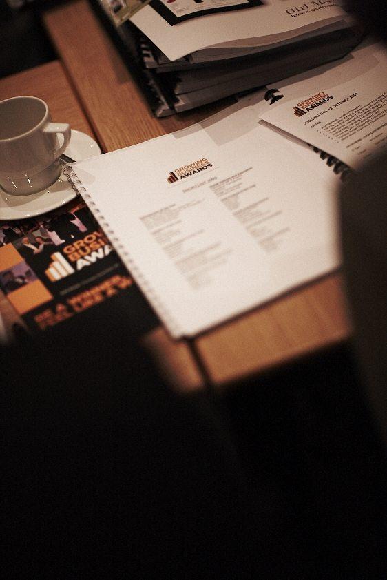 Growing Business Awards 2011: Meet the judges