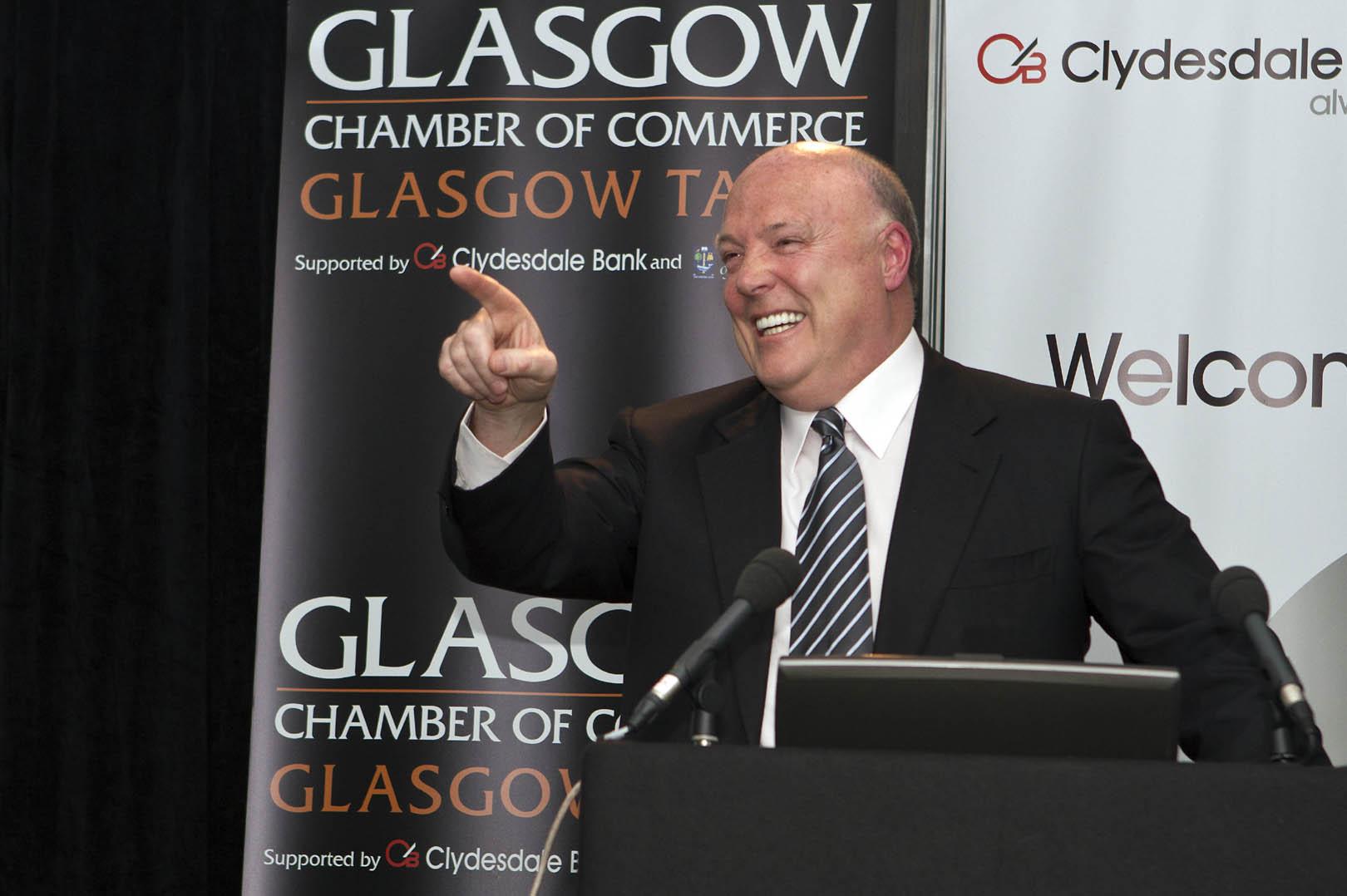 Scottish entrepreneur Jim McColl sells pumping firm for ?750m