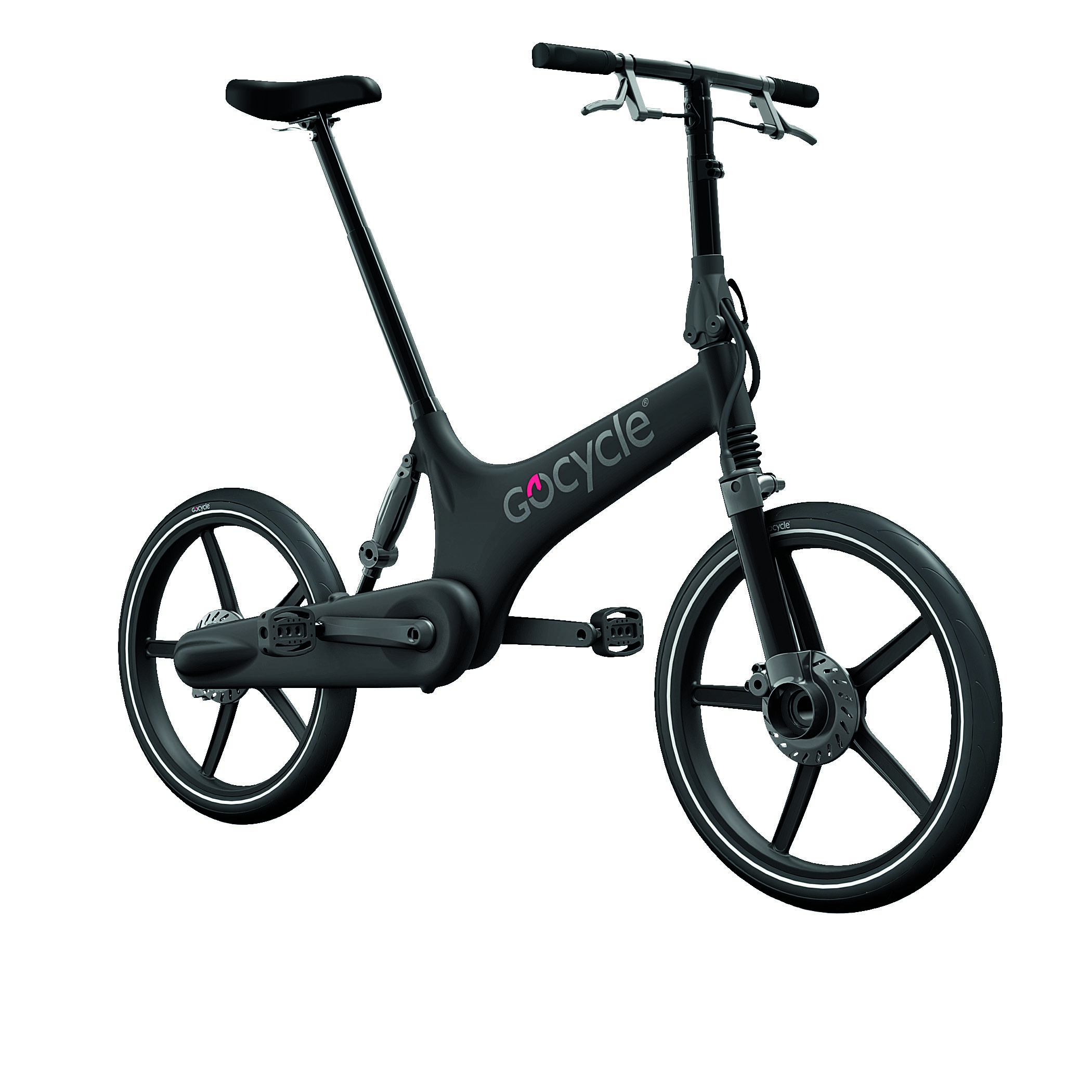Buy Candy: Gocycle electric two-wheeler