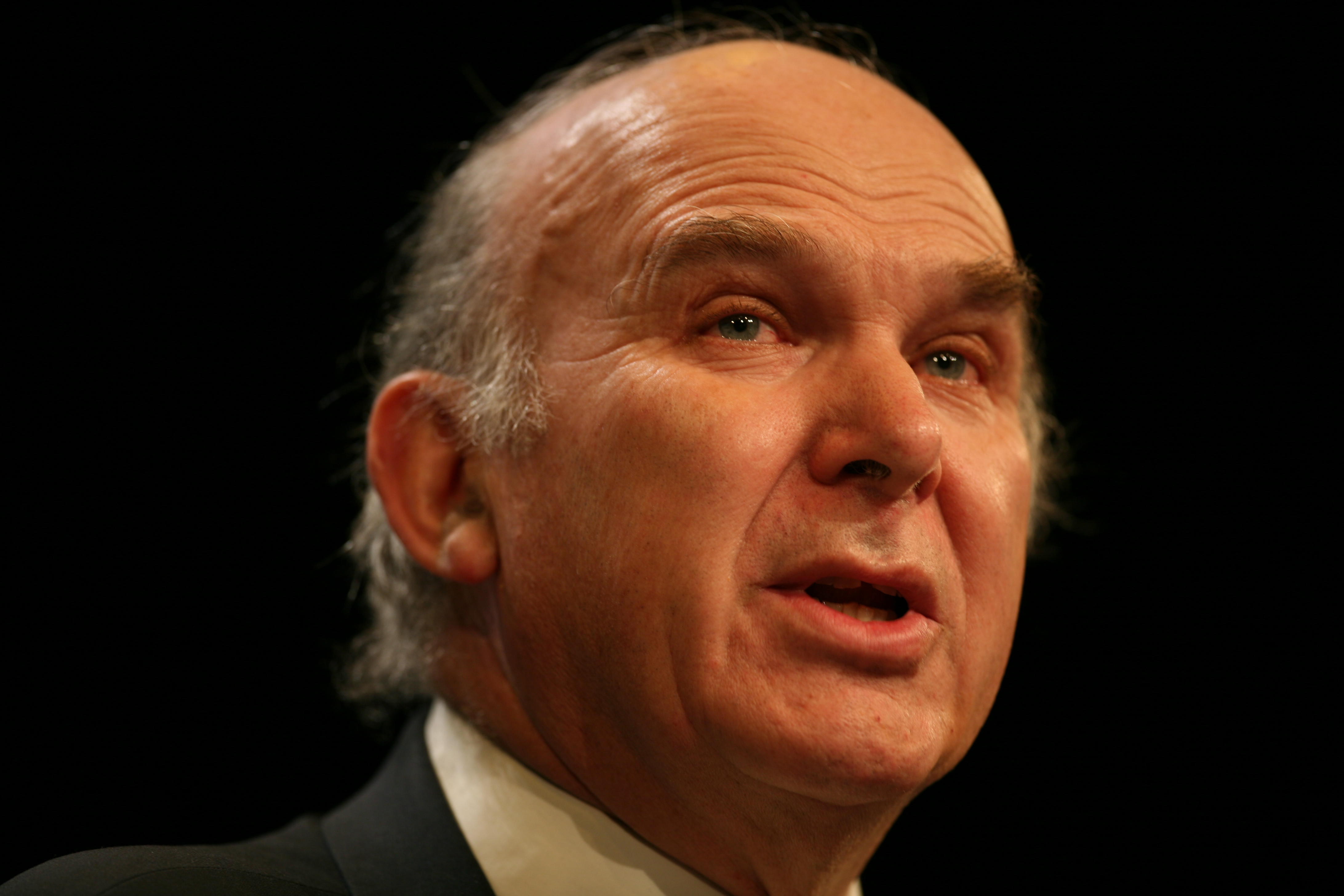 Exclusive: Vince Cable on UK's manufacturing future