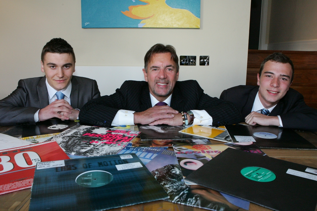 Dragons' Den: Bannatyne secures record stake in RKA Records
