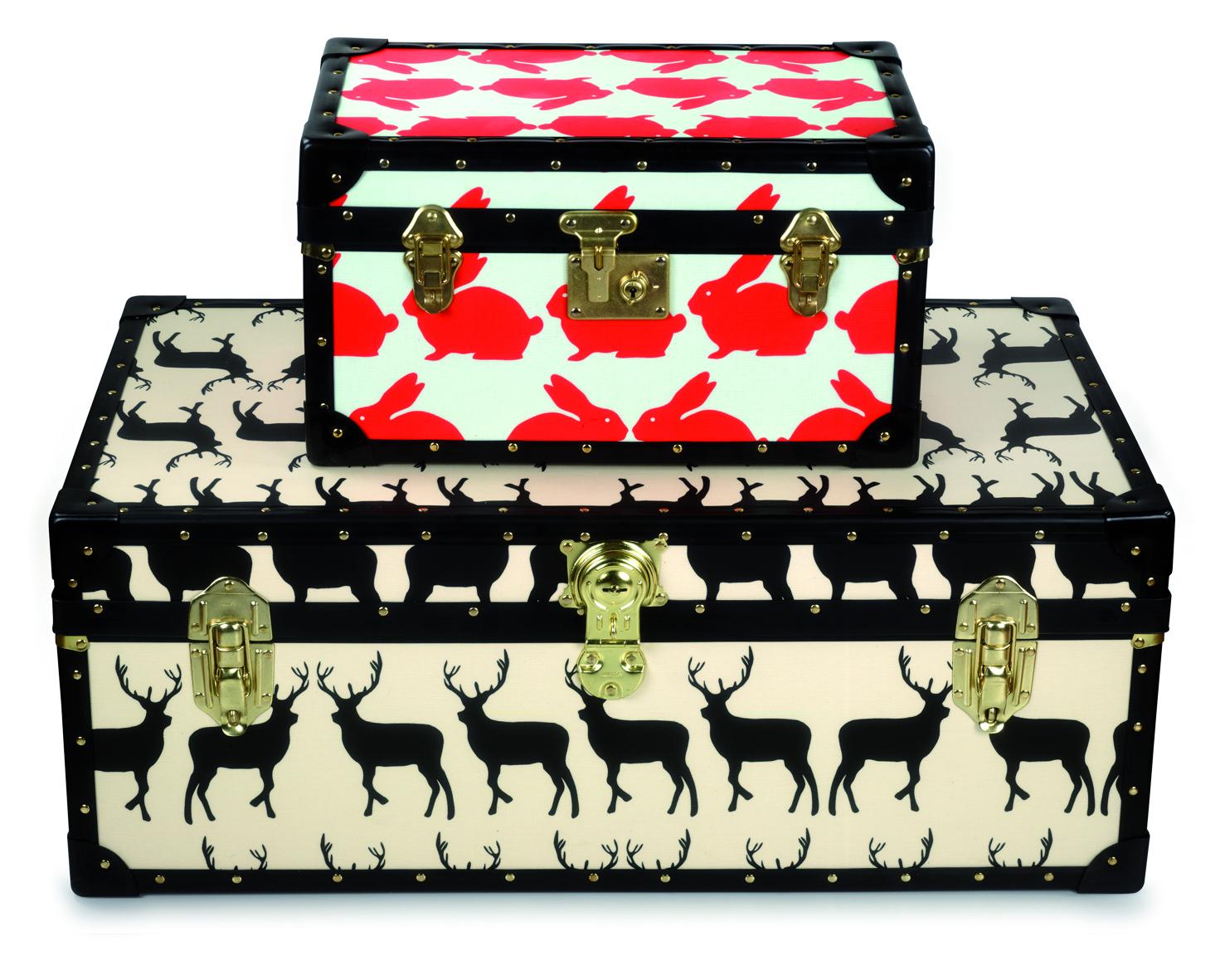 Buy Candy: Luxury storage trunks