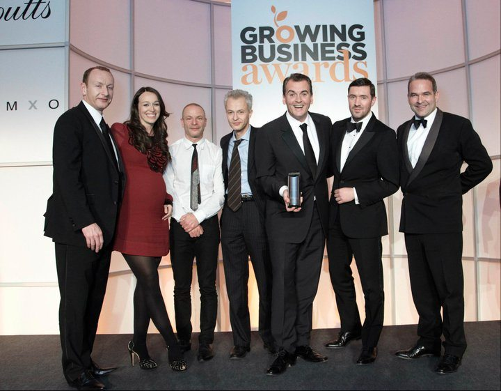 Growing Business Awards – one month to enter
