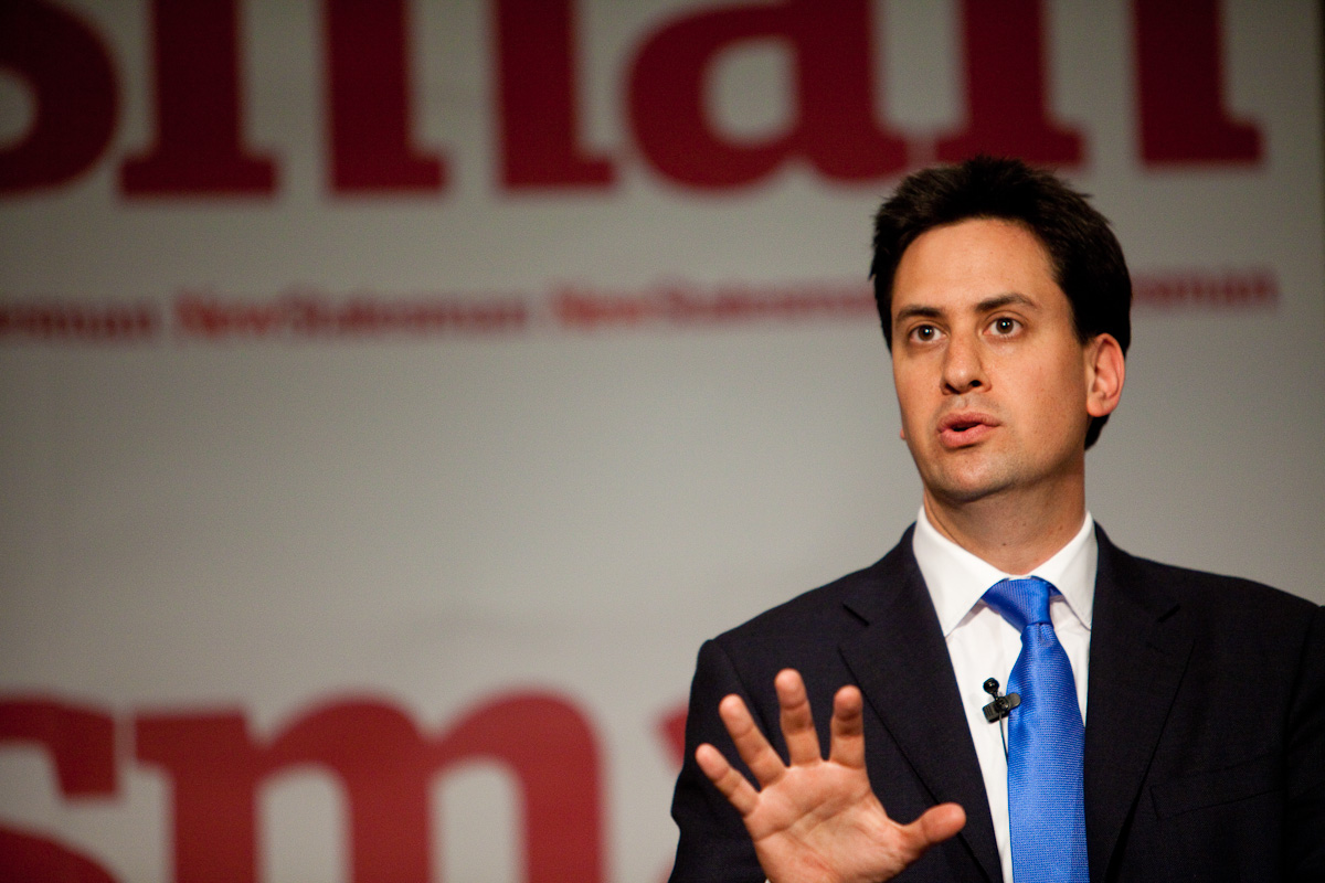 Miliband takes aim at private equity