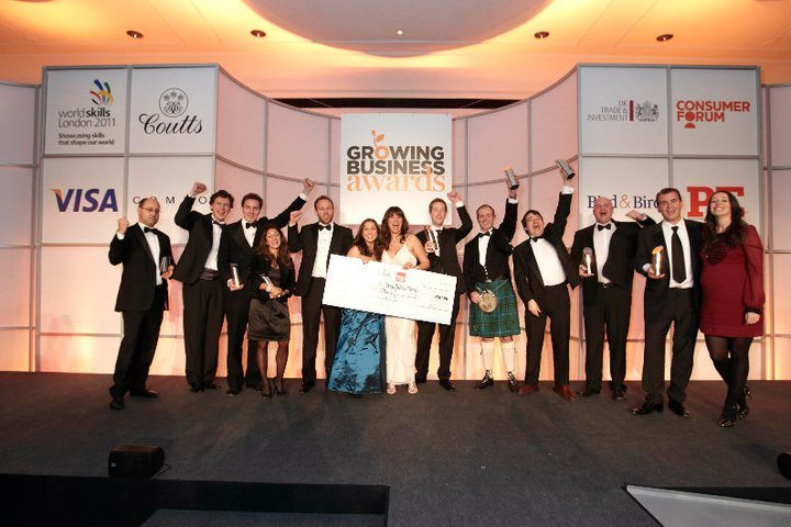 Only one week left to enter the Growing Business Awards