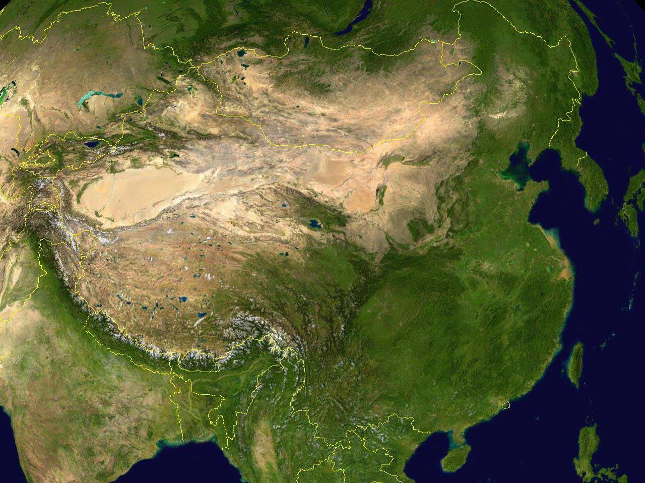 The China jigsaw