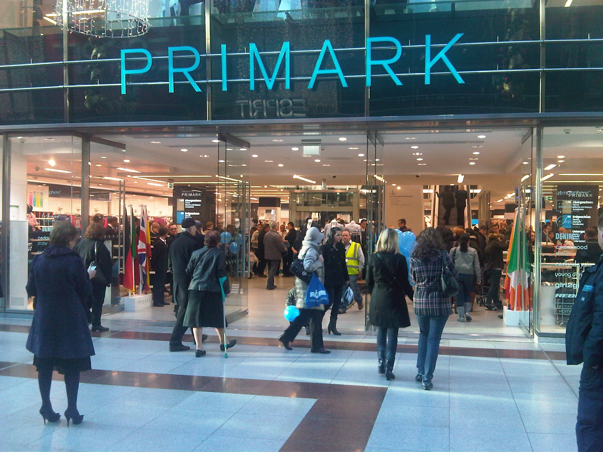 Is Primark too late to the digital party?
