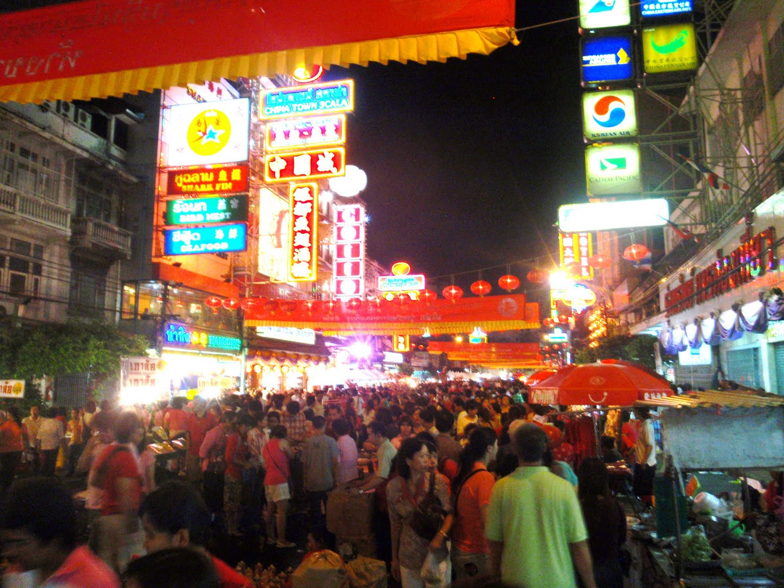 How is tourism affecting China?
