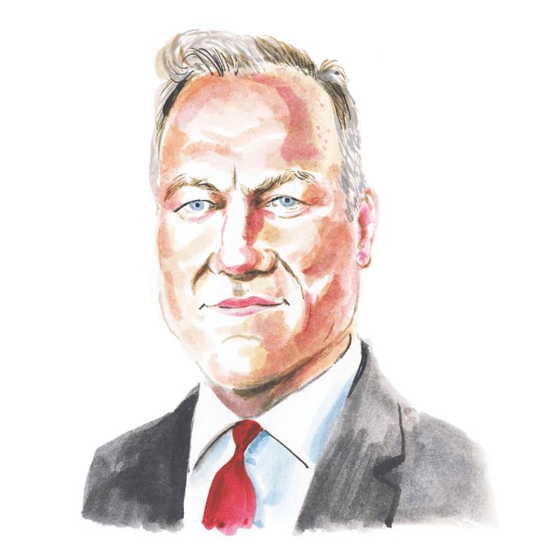 Selling to government: Stephen Allott's Whitehall battle