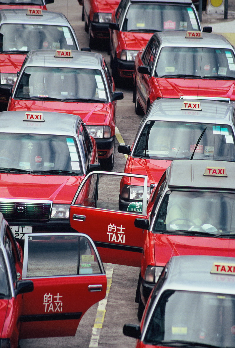China's taxi drivers hold the key