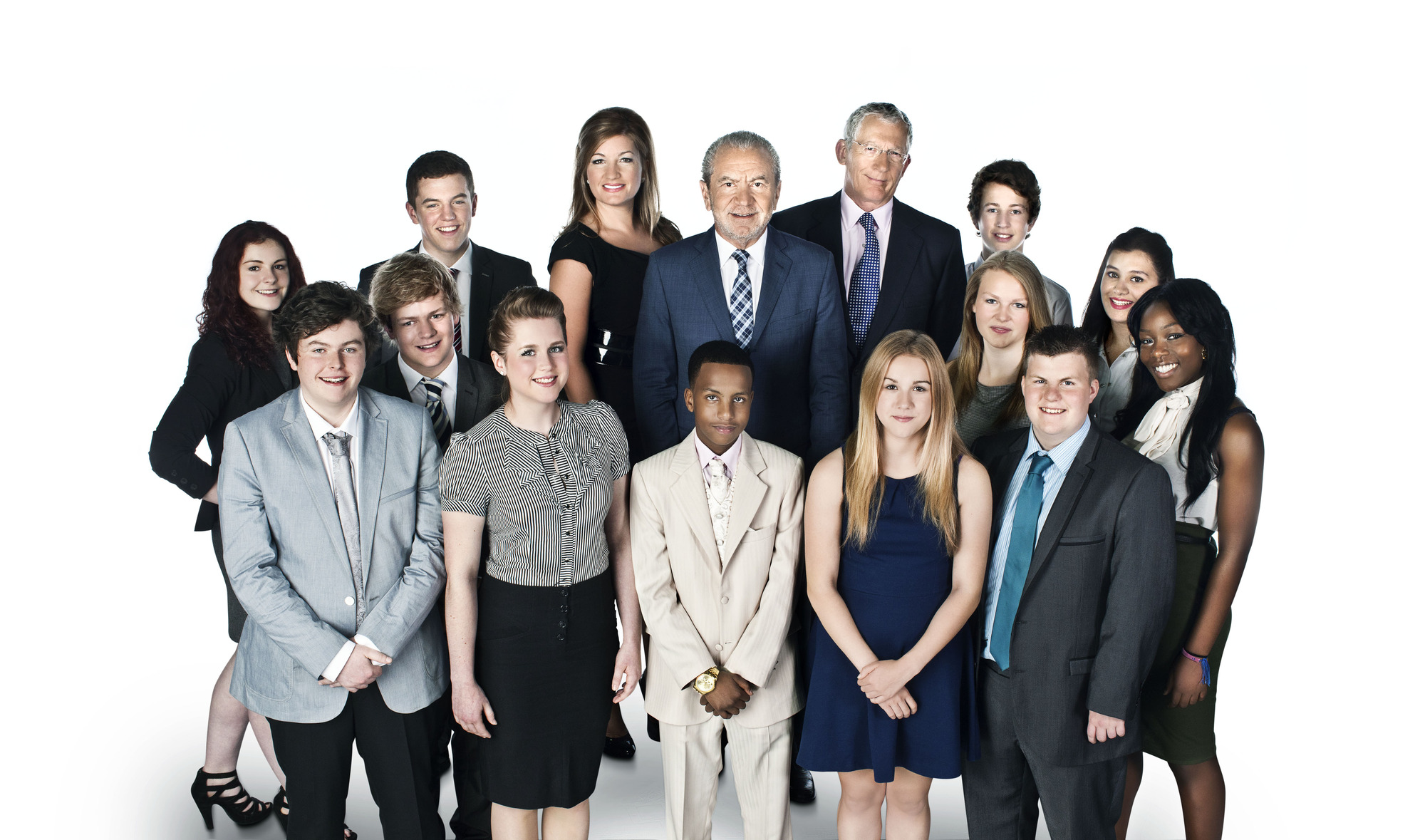 Young Apprentice: Meet the candidates