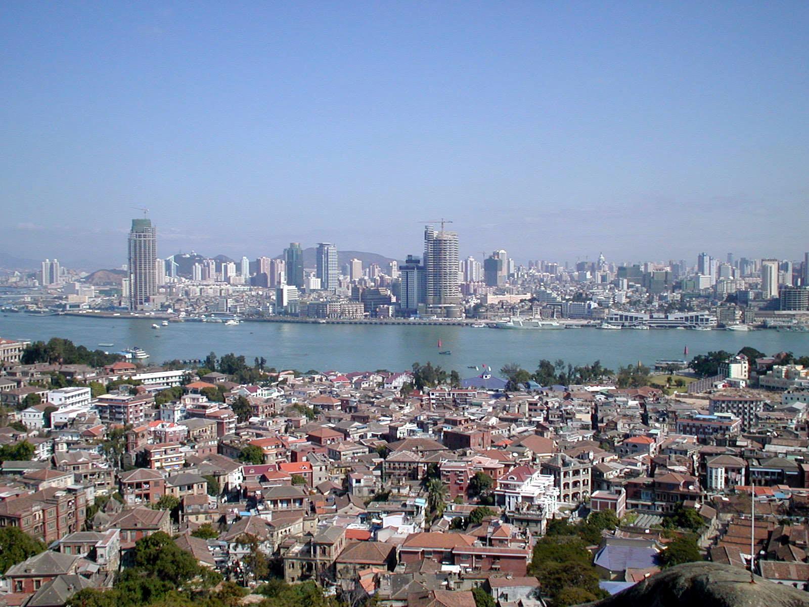 Xiamen: China's best city
