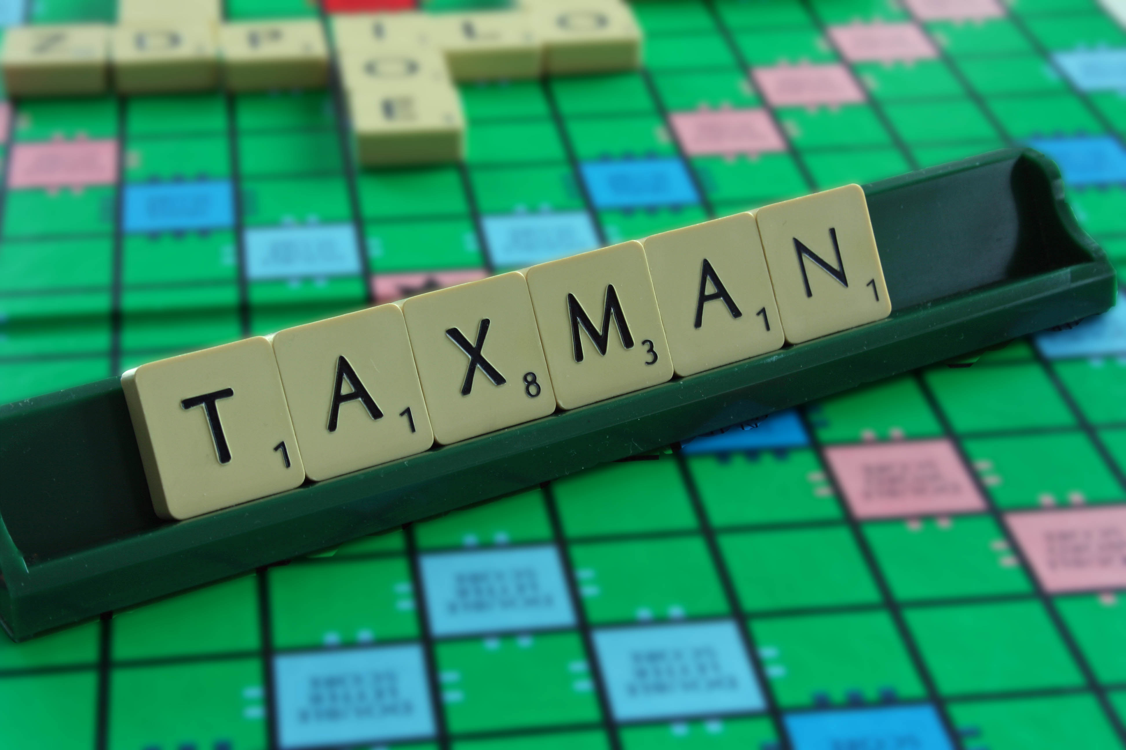 """Ditch Mr A N Other, Mrs Unknown and Ms XXX,"" says taxman"