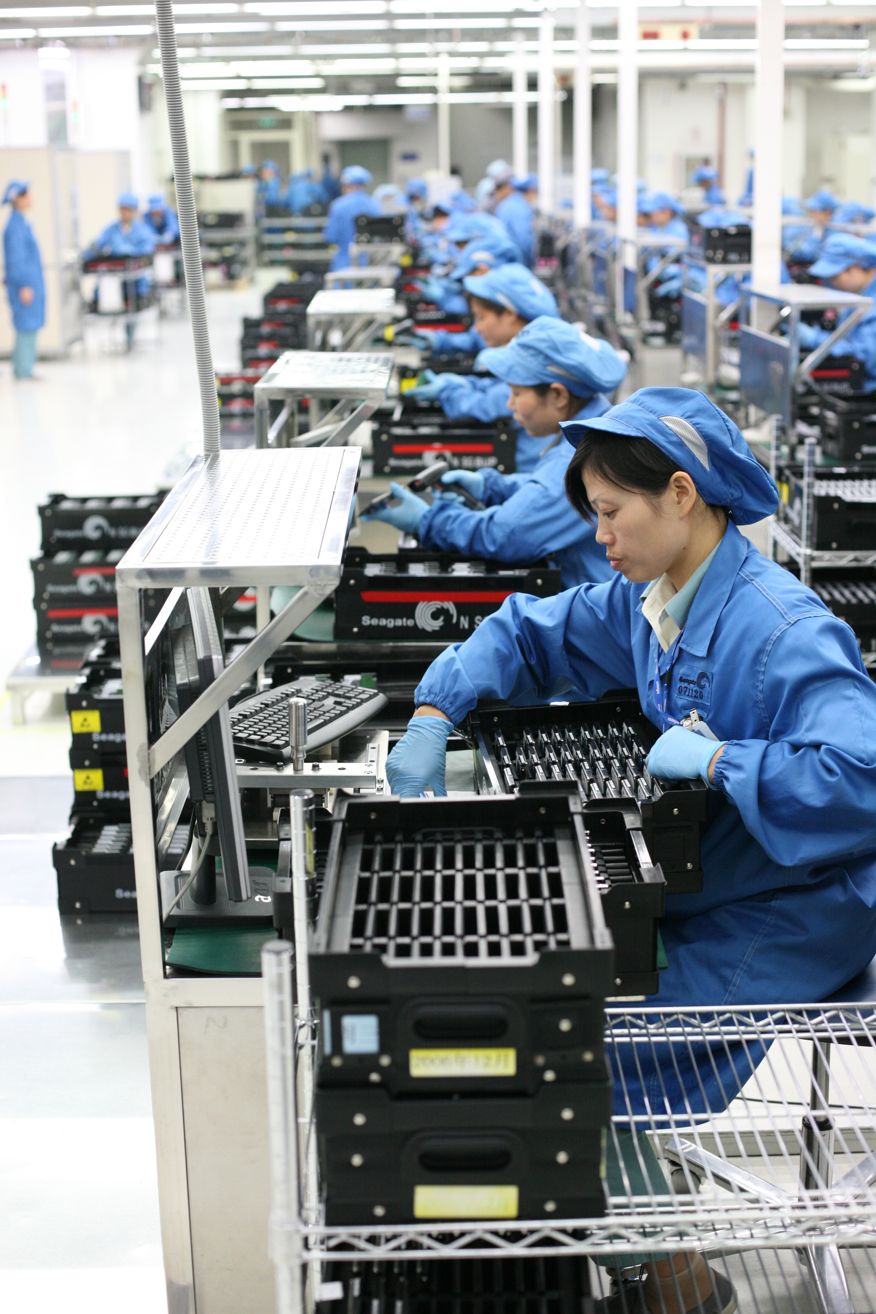 """Chinese private firms are """"thriving"""""""
