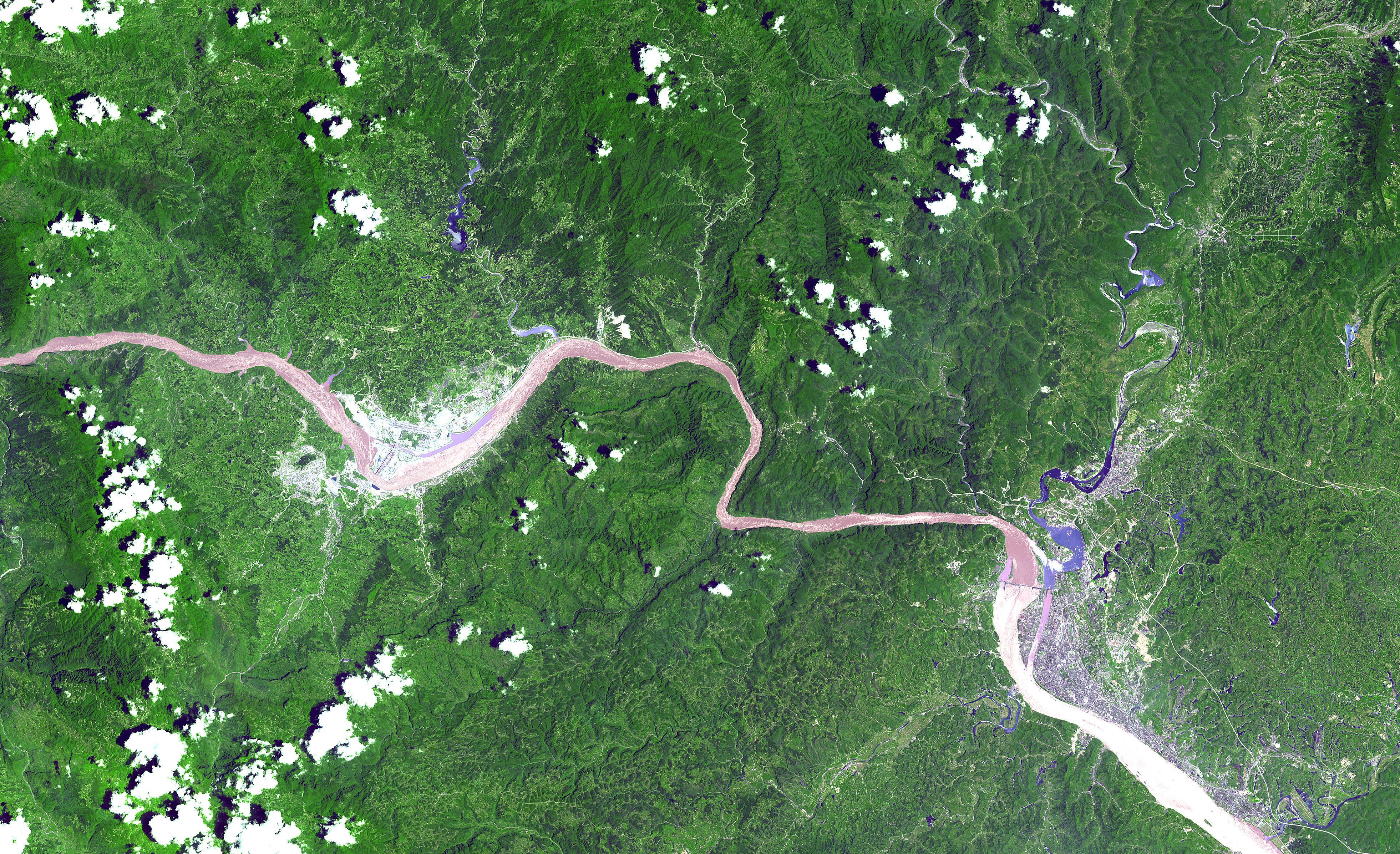 China's Three Gorges: the human impact