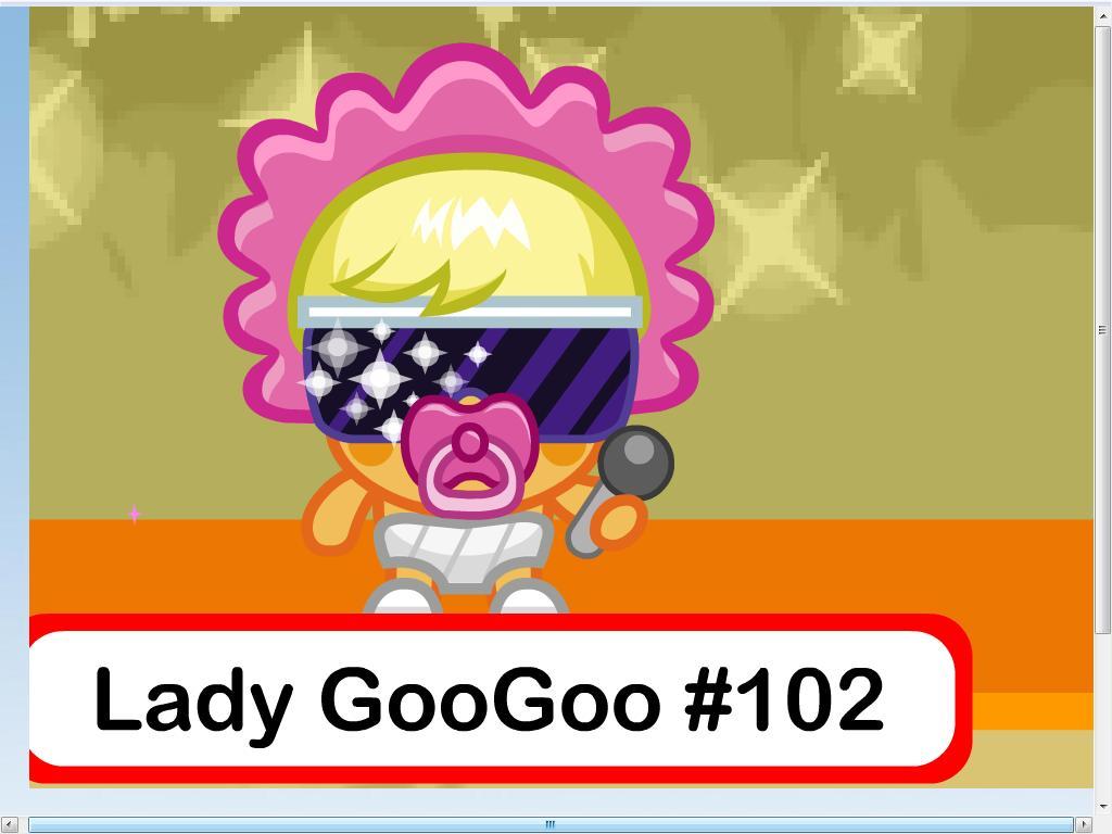 Lady Gaga vs Lady Goo Goo: pure hypocrisy