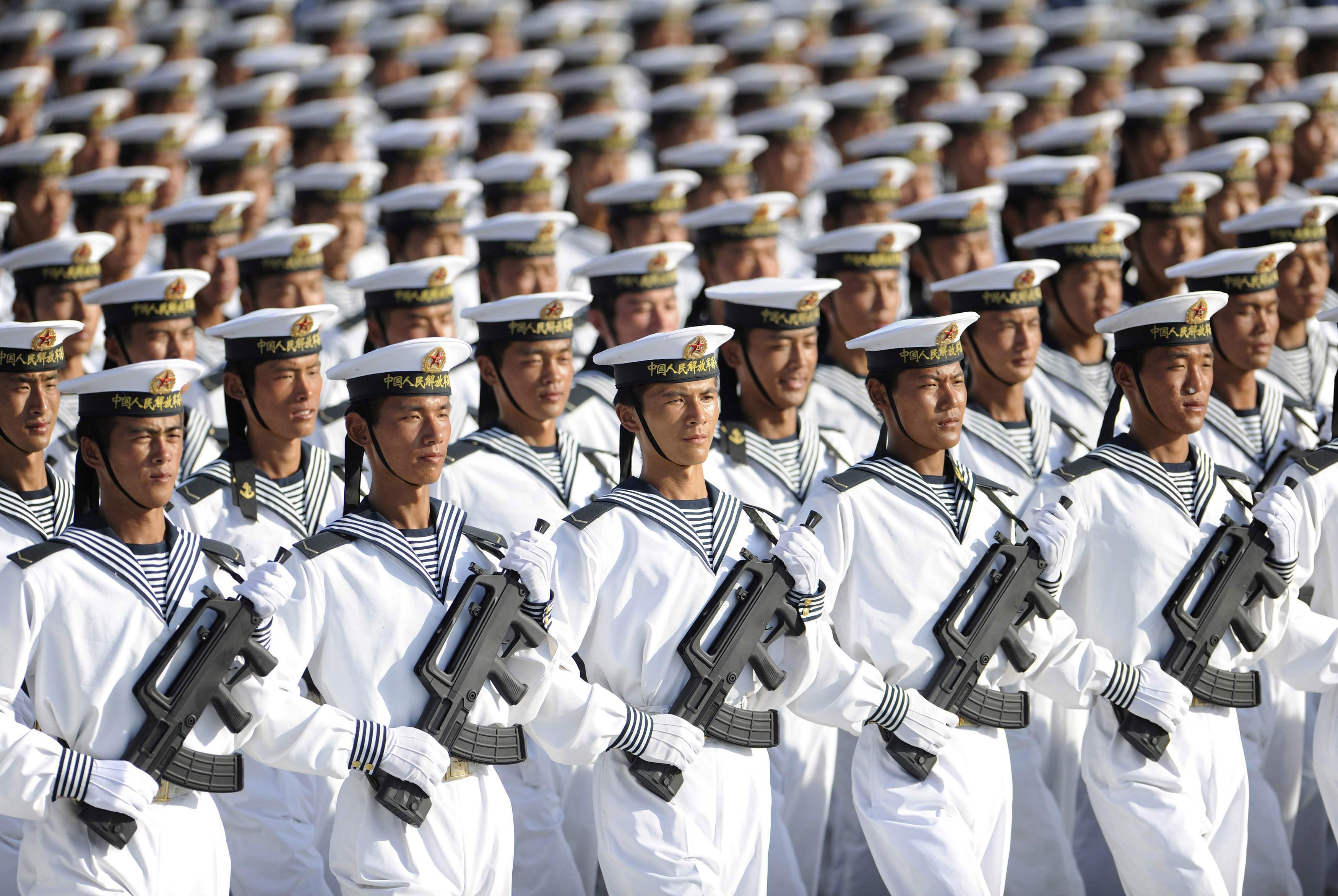 China: Entrepreneurs vs military