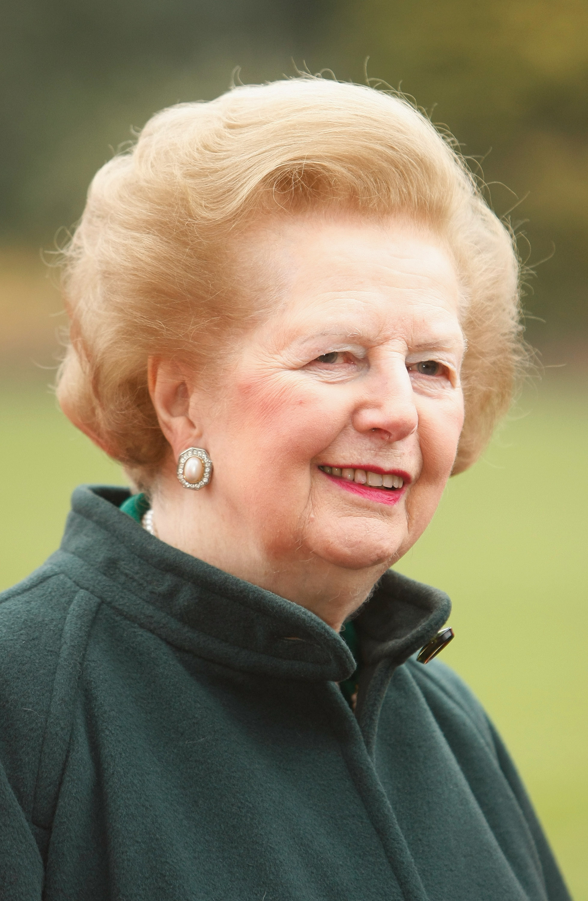 What on earth would Margaret Thatcher think?