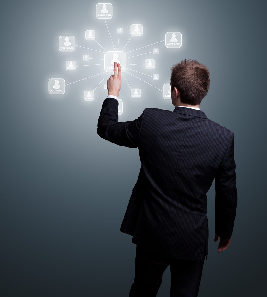 How to win business from networking: Have social capital
