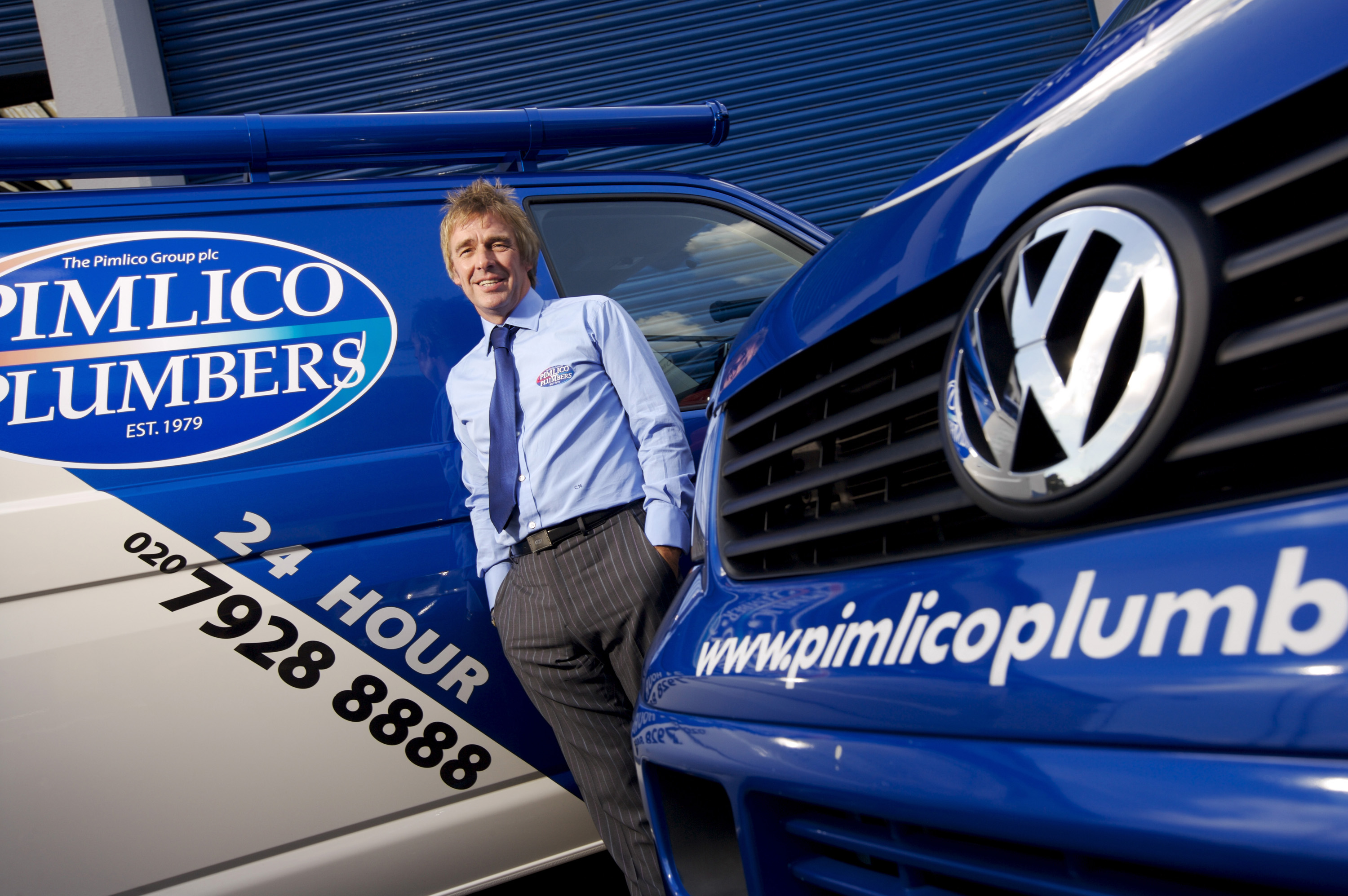 """Pimlico Plumbers boss: """"Abolish the 50p tax rate now"""""""