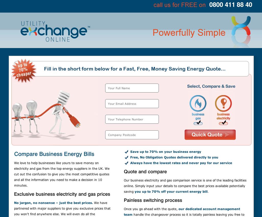 Utility Exchange Online gets Beringea backing