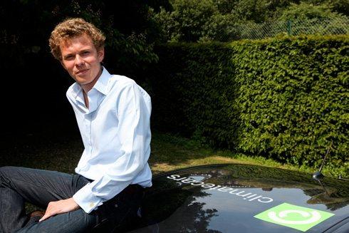 My 2012: Climatecars' Nicko Williamson