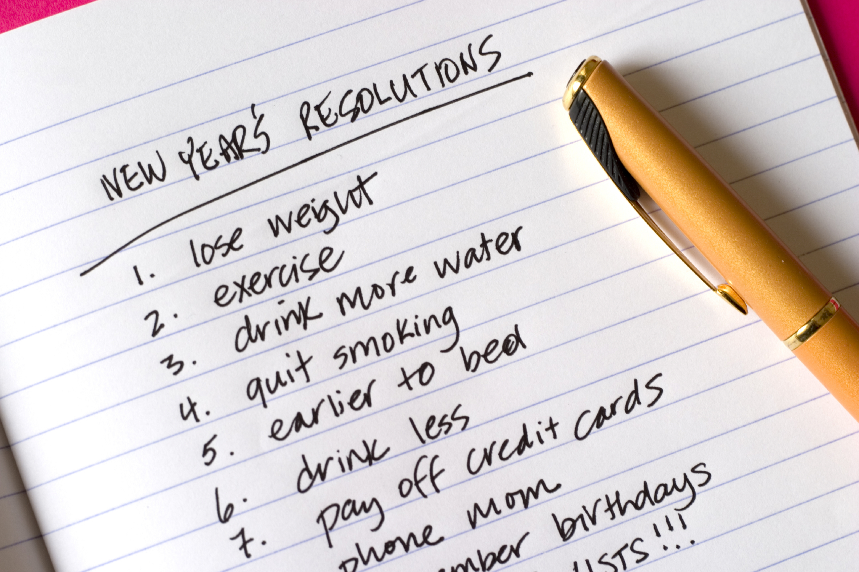 Dear HMRC: Some New Year's resolutions for you