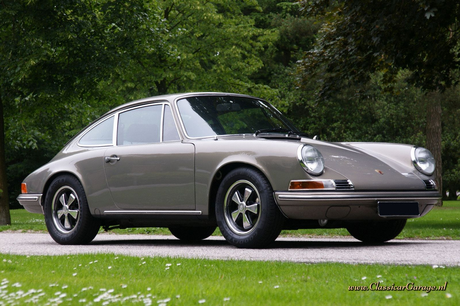 Alternative investments: classic cars
