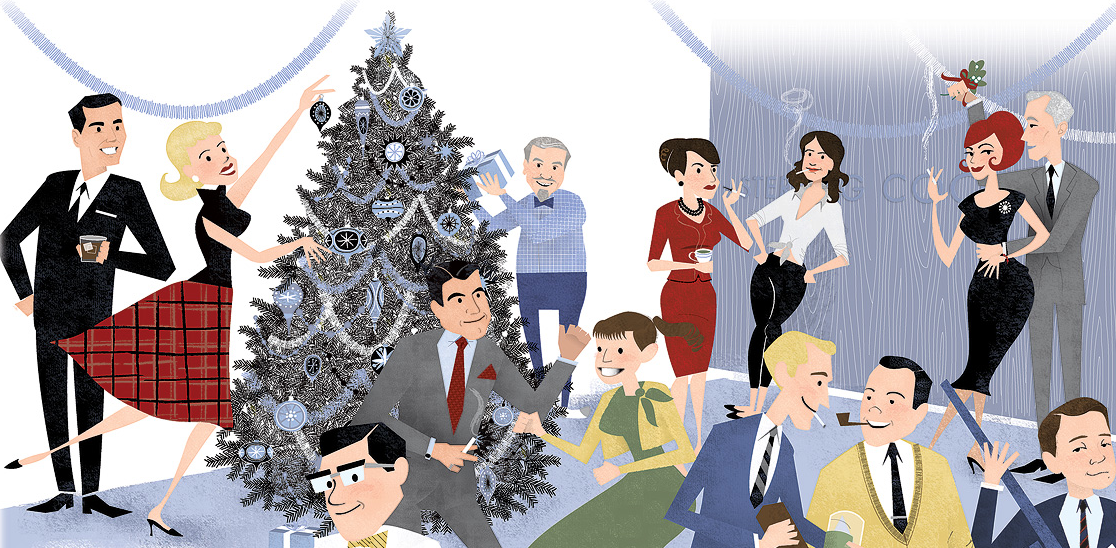 The entrepreneur's guide to profitable Christmas business networking