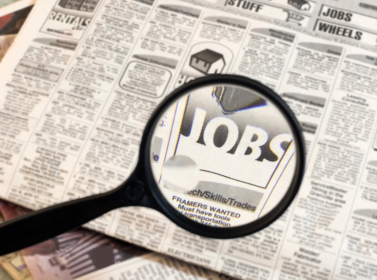 Unemployment hits 17-year high