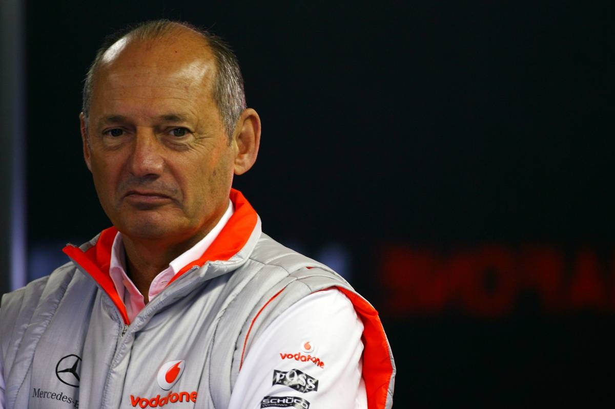 McClaren's Ron Dennis on the future of UK manufacturing