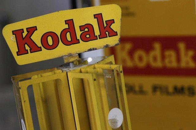 The final Kodak Moment