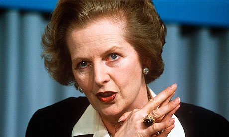Margaret Thatcher and the politics of female leadership