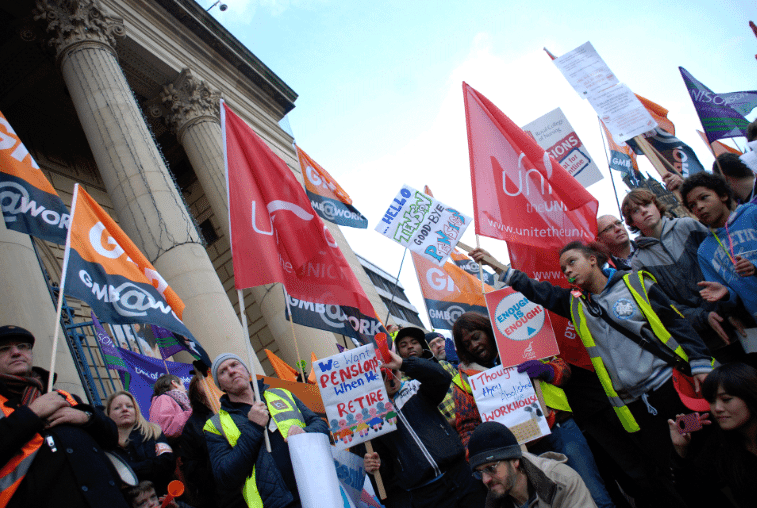 Public sector strikes resulted in biggest day for online retailers