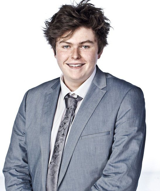My 2012: Young Apprentice's James McCullagh