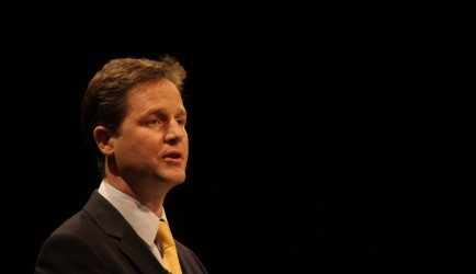Caan endorses Clegg's share scheme