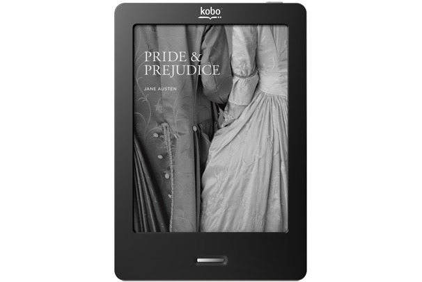 Best gadgets of 2012: Kobo Touch eReader