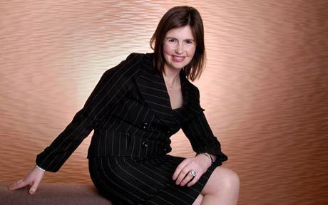 "Former ""City superwoman"" Nicola Horlick makes a comeback"