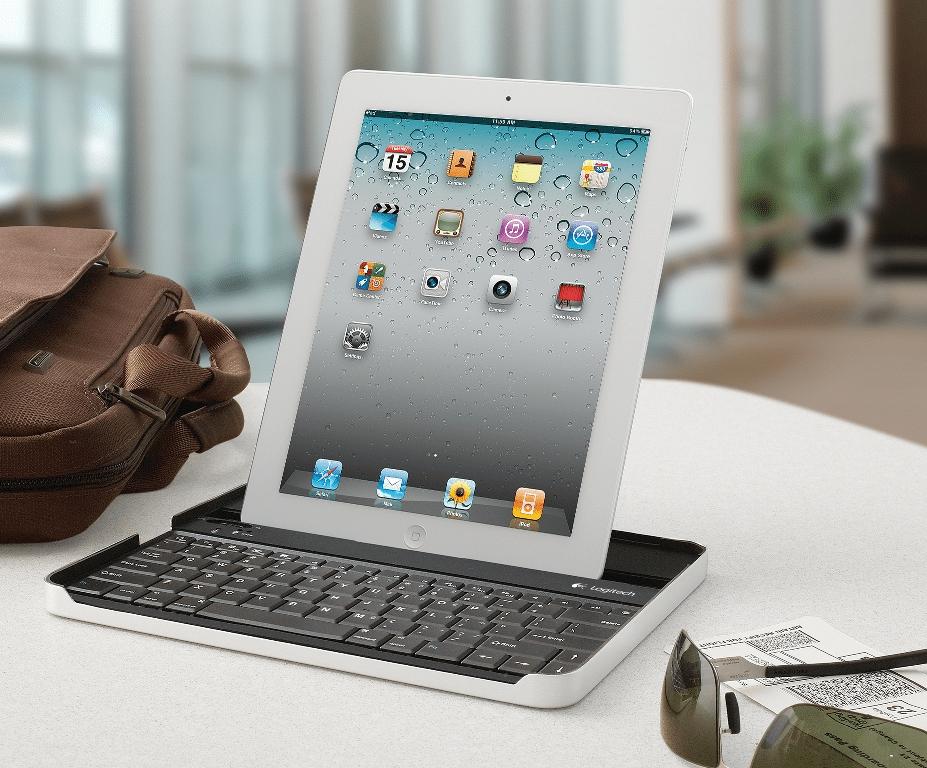 Best gadgets of 2012: Logitech's iPad 2 Zagg keyboard case