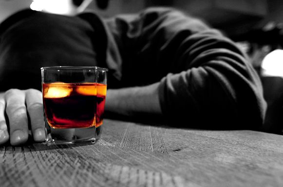 Alcohol abuse in Britain's boardrooms