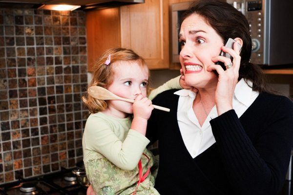 """Working mothers and the part-time """"penalty"""""""