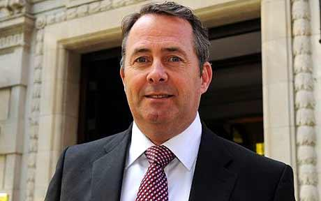 "Liam Fox: ""It's too difficult to hire and fire"""