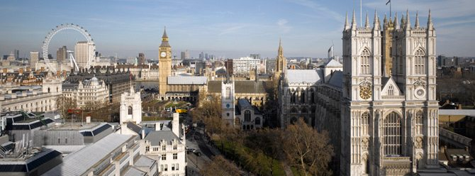 Westminster: London's startup hub