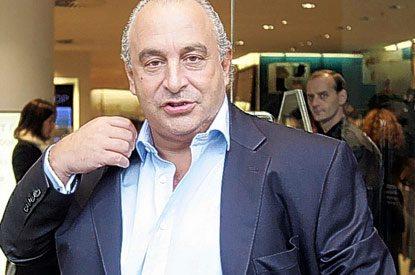 """Buy British!"" urges Topshop boss"