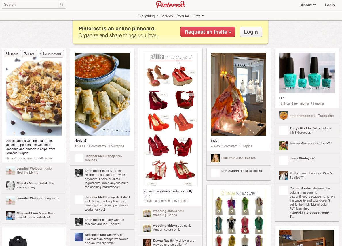 Pinterest: 5 things you'll hate